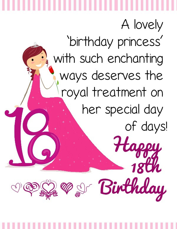 18 year old birthday card messages ; Lovely-18th-Birthday-Wishes-and-Messages