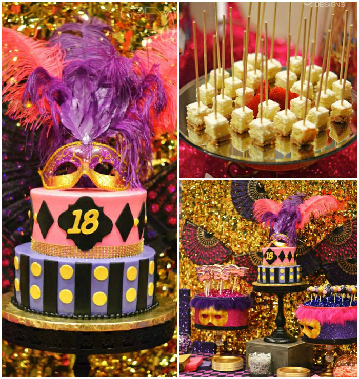 18th Birthday Party Themes Ideas Chicago
