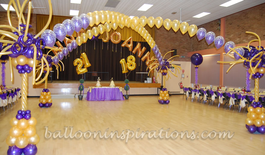 18th birthday party themes ; 21st-and-18th-birthdays