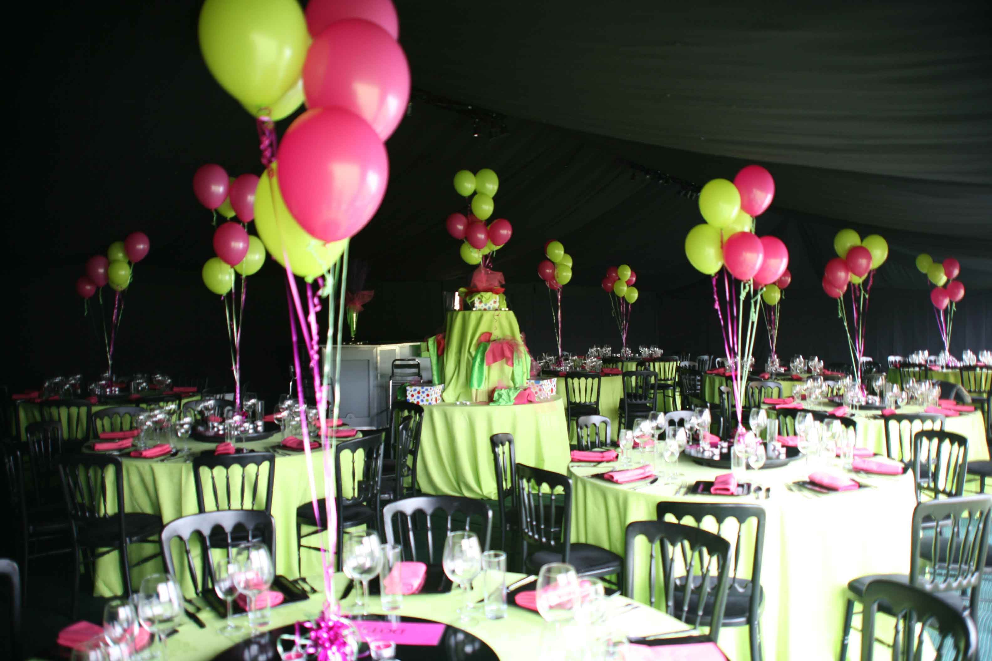 18th birthday party themes ; best-18th-birthday-party-ideas