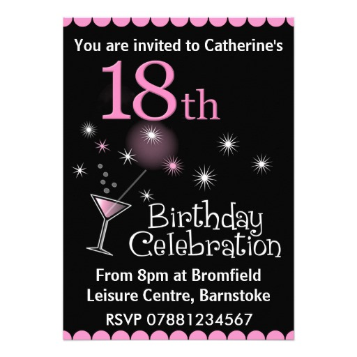 18th birthday photo invitations ; Cozy-18Th-Birthday-Invitations-As-Prepossessing-Ideas-Birthday-Invitation