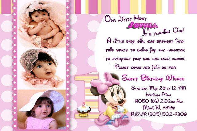 1st birthday minnie mouse photo invitations ; minnie-mouse-1st-birthday-invitations-for-beauteous-Birthday-Invitation-is-very-awesome-and-nice-looking-18