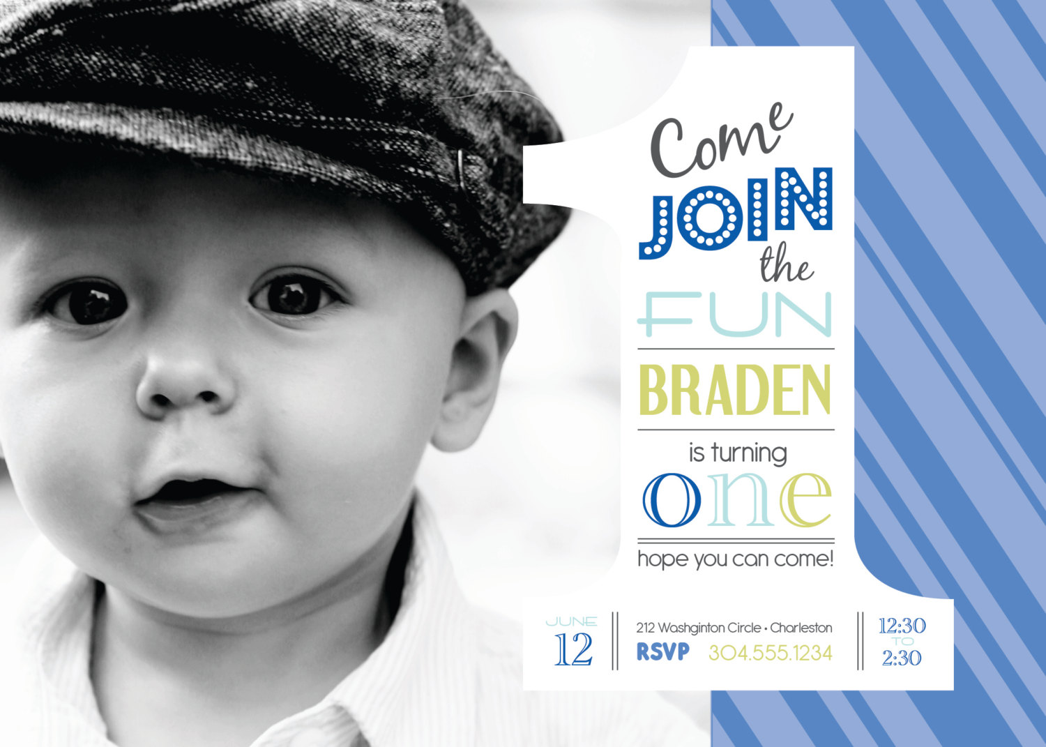 1st birthday photo invitations boy ; 1st-birthday-invitations-boy-to-get-ideas-how-to-make-your-own-birthday-invitation-design-6