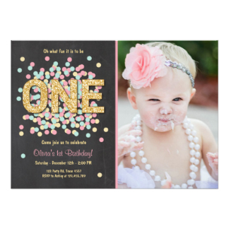 1st birthday photo invitations girl ; first-birthday-invitations-girl-with-stunning-concept-of-pattern-applied-in-your-Birthday-Invitation-Cards-invitation-card-design-6