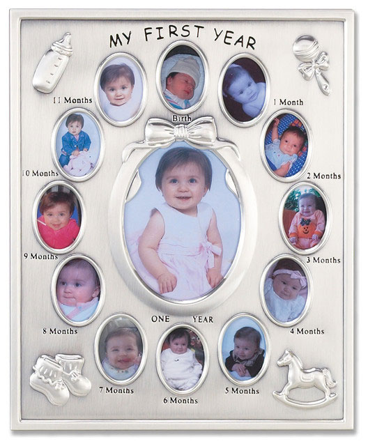1st birthday picture collage ideas ; photo-frame-2