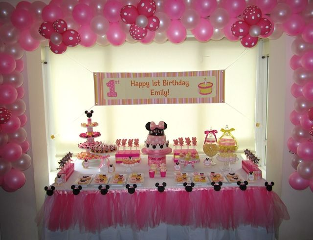 1st birthday picture ideas girl ; 1St-Birthday-Decorating-Ideas-Crafty-Images-Of-Eeafeac-Girl-St-Birthdays-St-Birthday-Parties