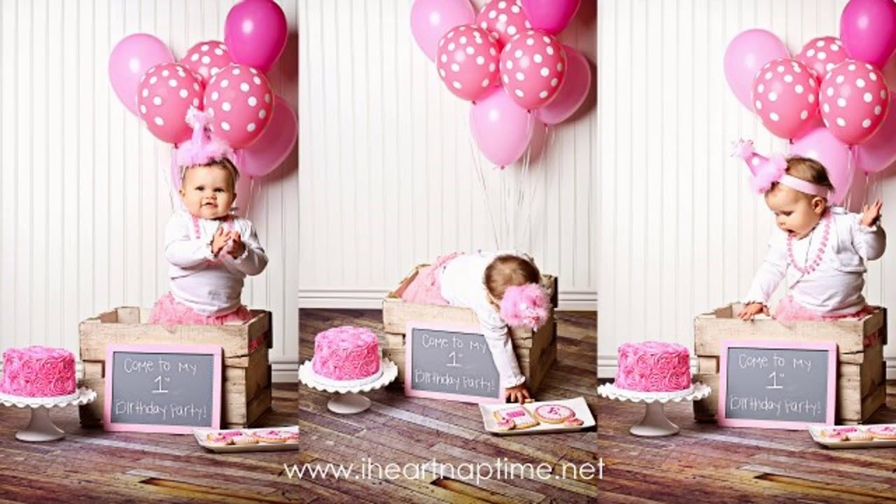 1st birthday picture ideas girl ; maxresdefault