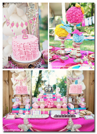 2 Year Old Birthday Party Themes 142343
