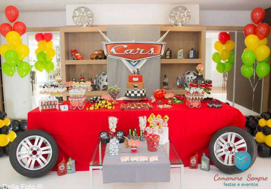2 Year Old Birthday Party Themes Cars Favor Ideas