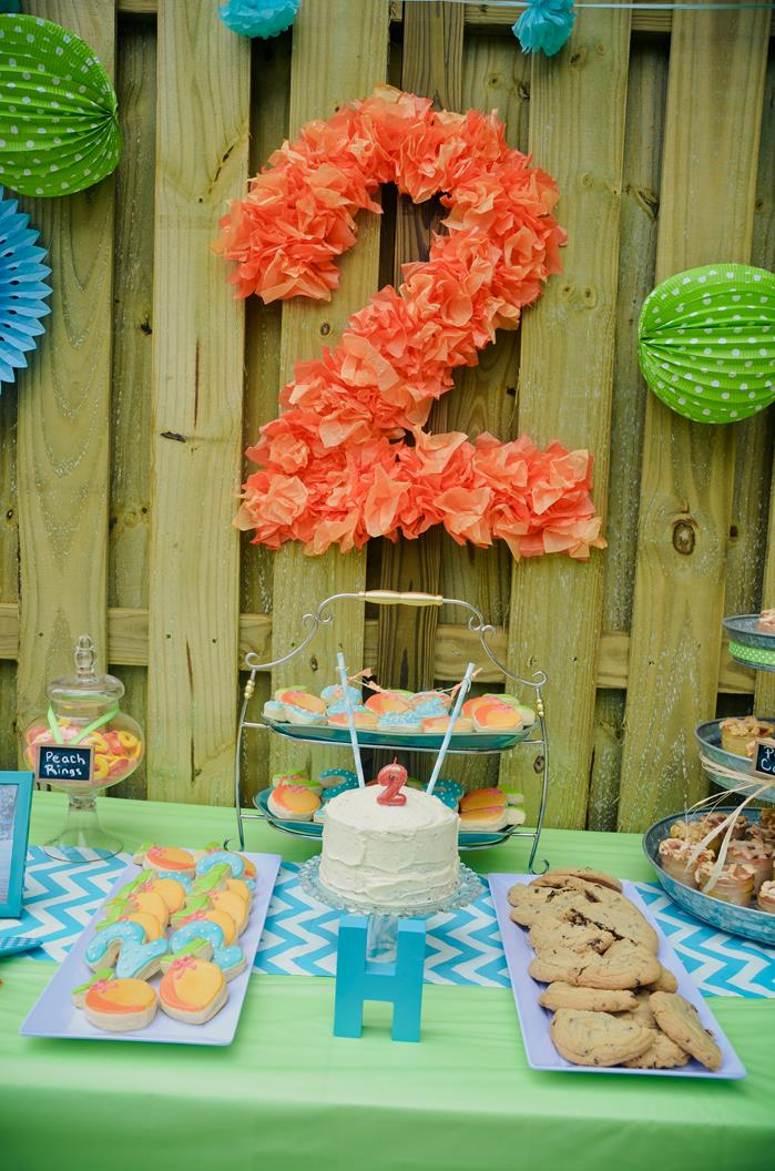 2 Year Old Birthday Party Themes Best Happy Wishes