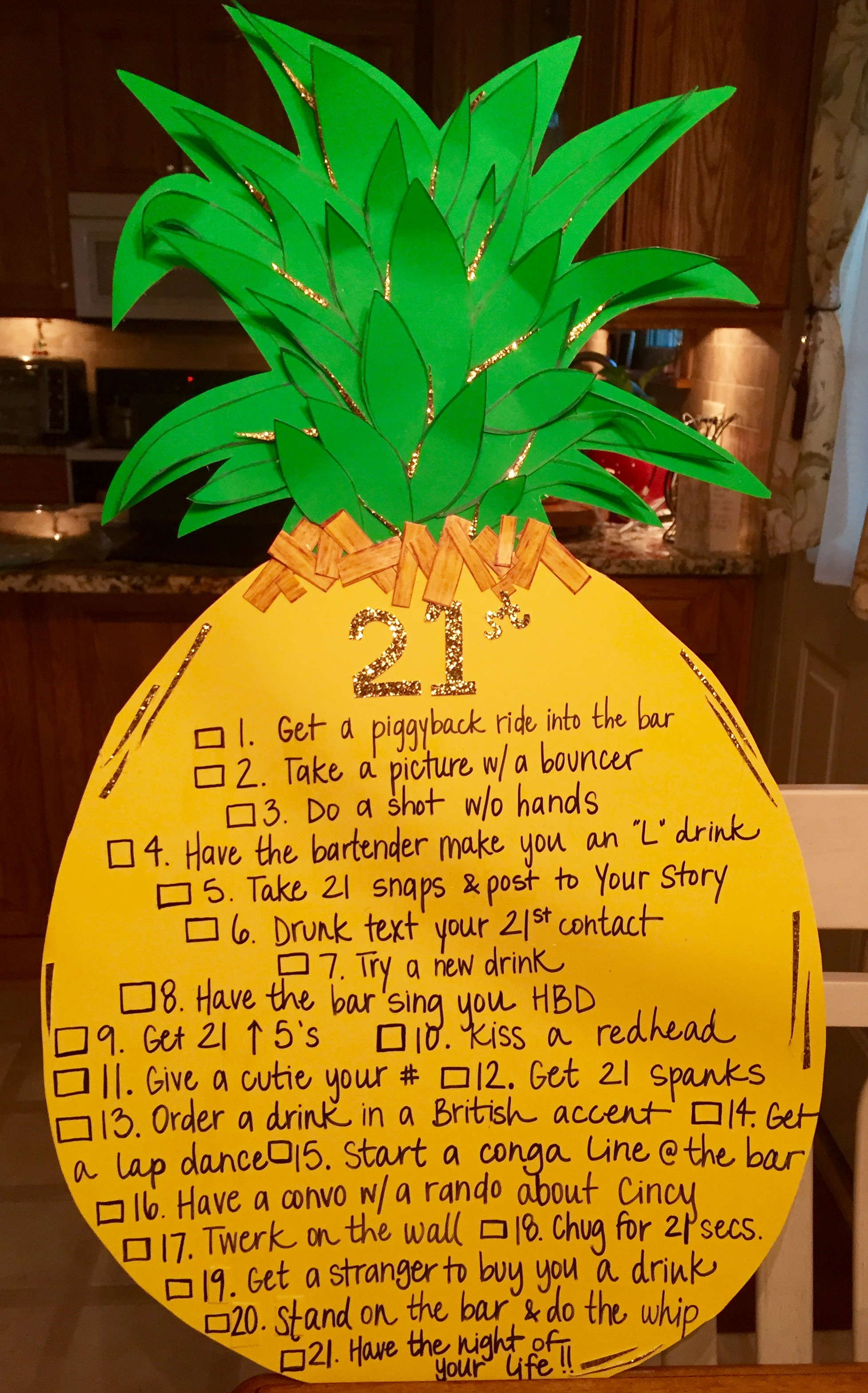 21 birthday sign list ideas ; 5d387b58d5fde2893c0c67248117da13