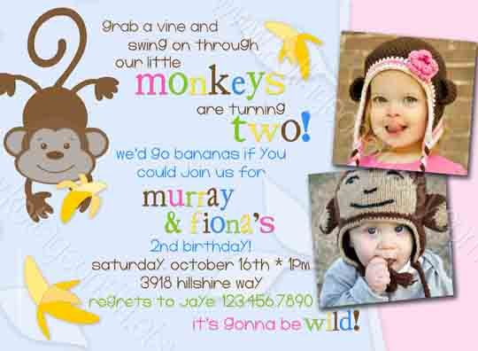 2nd Birthday Party Invitation Wording Samples 83f02a57c4d272076af19019c5f4ca9d