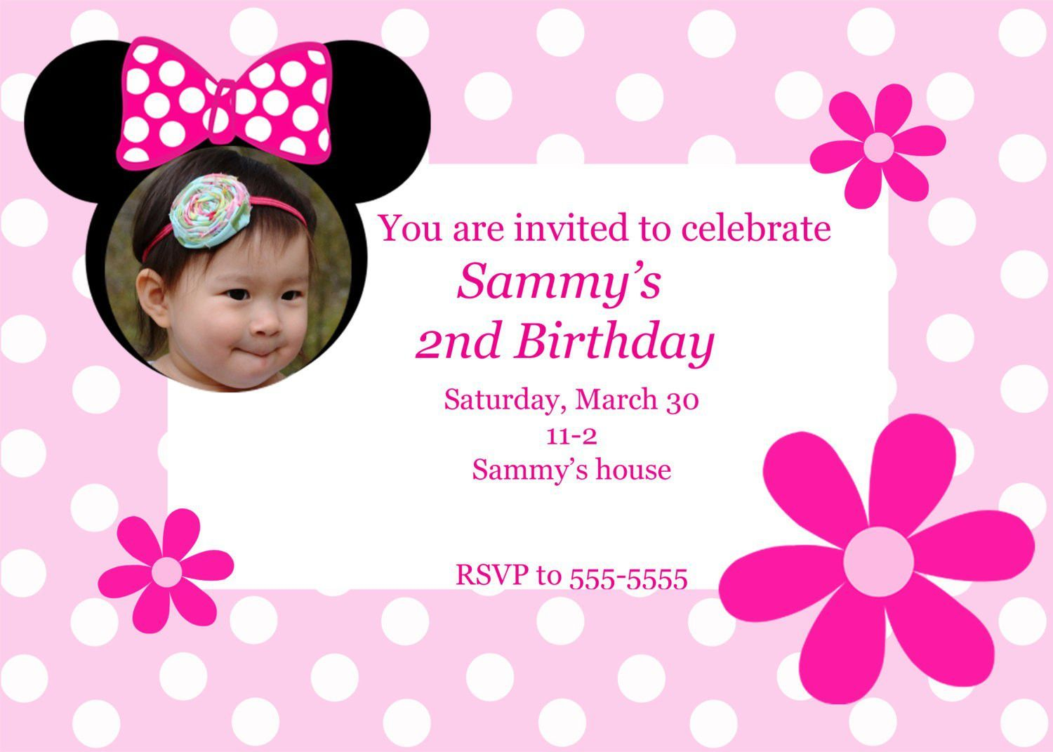 2nd birthday party invitation wording samples ; 94fcf9a7d0aa8e5e6bd971401f1256dd