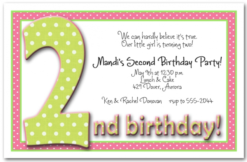 2nd birthday party invitation wording samples ; nd-birthday-invitations-wording-afoodaffair