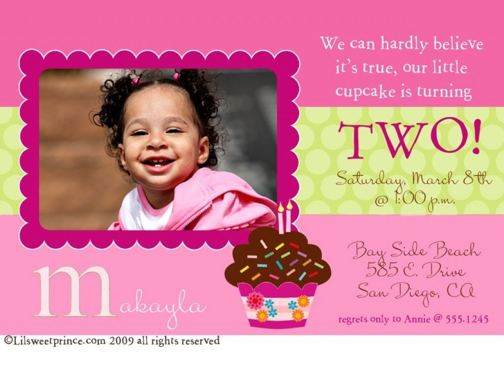 2nd birthday photo invitations ; 2nd-birthday-invitations-with-astounding-surroundings-of-your-Birthday-Invitation-Cards-invitation-card-and-best-arrangement-9