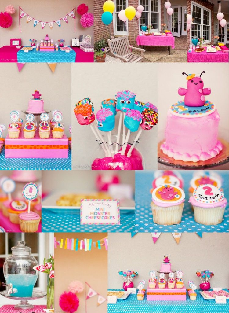 3 year old birthday party themes girl ; 2aafc54311d09b5907884b763159bded
