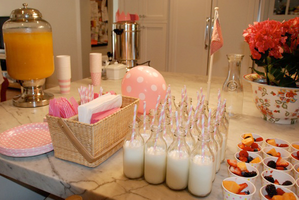 3 year old birthday party themes girl ; setup2