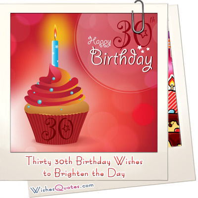 30th birthday card messages for friend ; 30th-Birthday-Wishes-featured