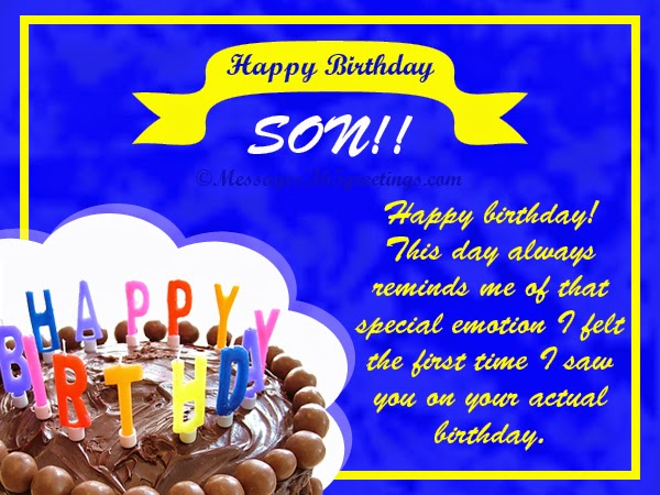 30th birthday card messages for son ; birthday-messages-for-son