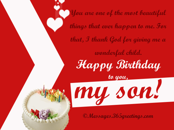 30th birthday card messages for son ; birthday-wishes-greeting-for-son