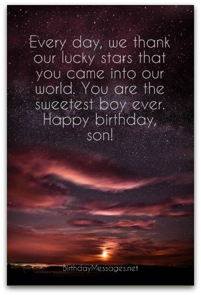 30th birthday card messages for son ; xson-birthday-wishes-5B