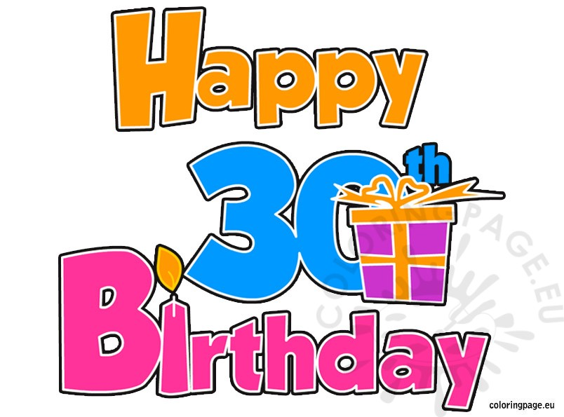 30th birthday clip art images ; happy-30th-birthday-clipart-happy-birthday-30