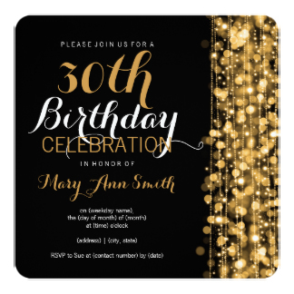 30th birthday invitation designs ; 30th-birthday-invitations-combined-with-your-creativity-will-make-this-looks-awesome-1