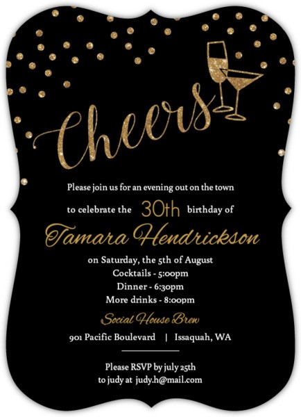 30th birthday invitation designs ; Unique-30Th-Birthday-Invitations-For-Additional-Free-Printable-Birthday-Invitations