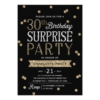 30th birthday invitations with photo ; Charming-30Th-Birthday-Invitation-As-How-To-Make-A-Birthday-Invitation