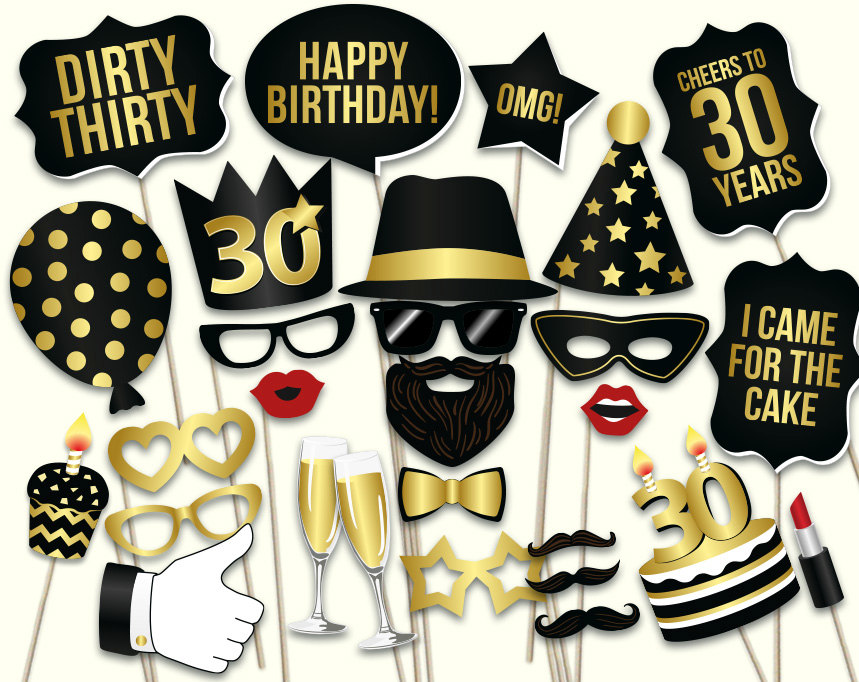 30th birthday picture ideas ; 30th-Birthday-party-ideas
