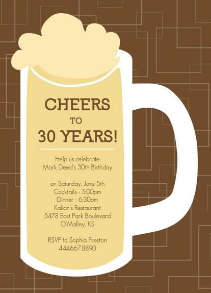 30th birthday picture ideas ; beer
