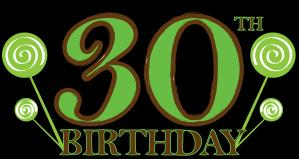 30th birthday pictures clip art ; bleep-clipart-30th-birthday-2