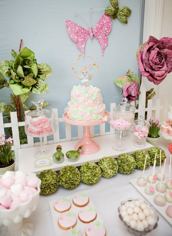 3rd birthday party themes for girl ; Girls-Party-Ideas-40