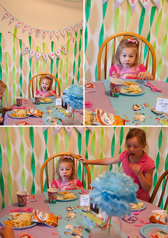 3rd birthday party themes for girl ; lena1