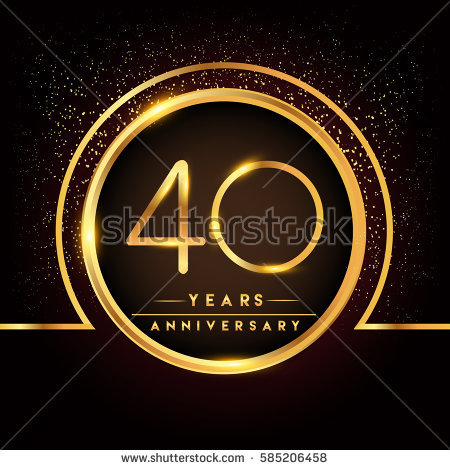 40th birthday background images ; stock-vector-forty-years-birthday-celebration-logotype-th-anniversary-logo-with-confetti-and-golden-ring-585206458