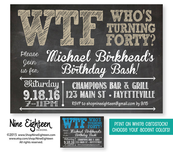 40th birthday invitation designs ; 40th-birthday-party-invitations-is-one-of-the-best-idea-for-you-to-make-your-own-party-invitation-design-1