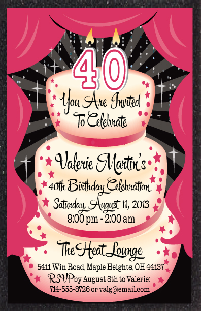 40th birthday party invitation designs ; 40th-birthday-party-invitations-can-make-your-invitation-design-become-magnificent-20