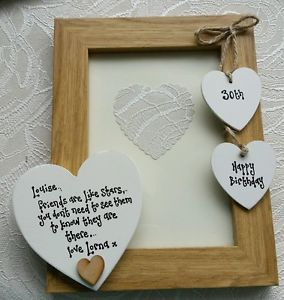 40th birthday picture frame ; s-l300