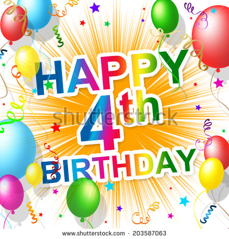 4th birthday clipart ; stock-photo-fourth-birthday-indicating-congratulating-congratulations-and-happiness-203587063