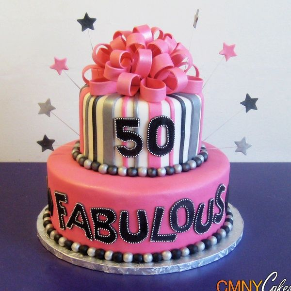 50th birthday cake with picture on it ; 7ed429582f92bd37a6835803eff83734