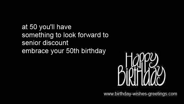 50th birthday card messages funny ; funny-50th-birthday-message-for-dad