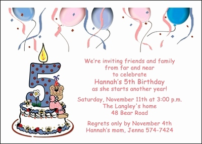 5th birthday card messages ; 5th-birthday-quotes-awesome-birthday-invitation-card-5th-birthday-invitation-wording-of-5th-birthday-quotes