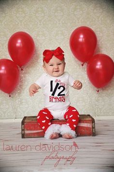 6 month birthday picture ideas ; 13aaa68ef3a9d87c5a1b3bf17e3e4dcd--valentine-mini-session-valentines-day-pictures