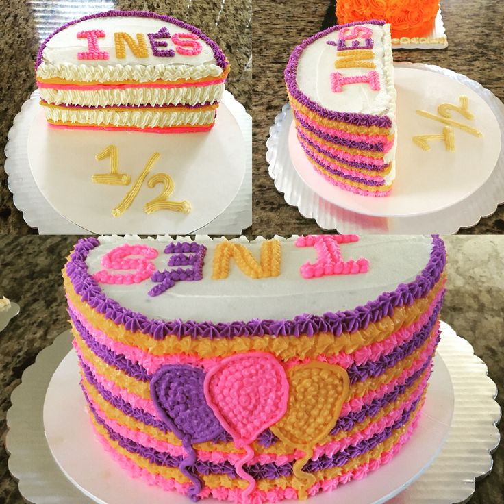 6 month birthday picture ideas ; 6-month-birthday-cake-best-25-half-birthday-cakes-ideas-on-pinterest-half-birthday-awesome