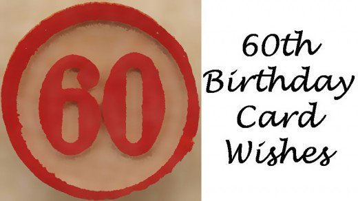 60th birthday card messages ; 12409984_f520