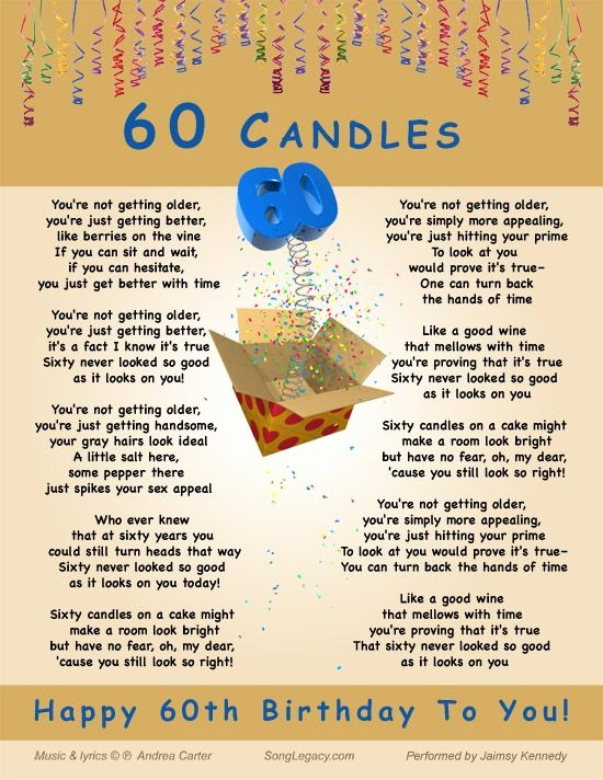 60th birthday poems ; birthday-quotes-for-60th-birthday-best-of-25-unique-60th-birthday-poems-ideas-on-pinterest-of-birthday-quotes-for-60th-birthday