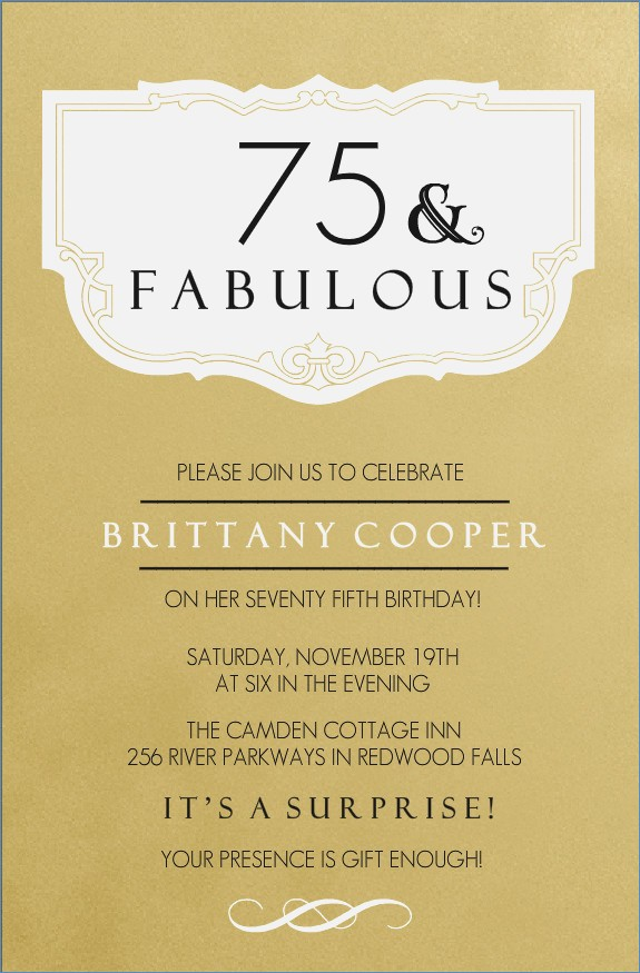75th birthday invitations printable ; 75th-birthday-invitation-wording-samples-wally-designs-of-75th-birthday-invitation-cards-printable