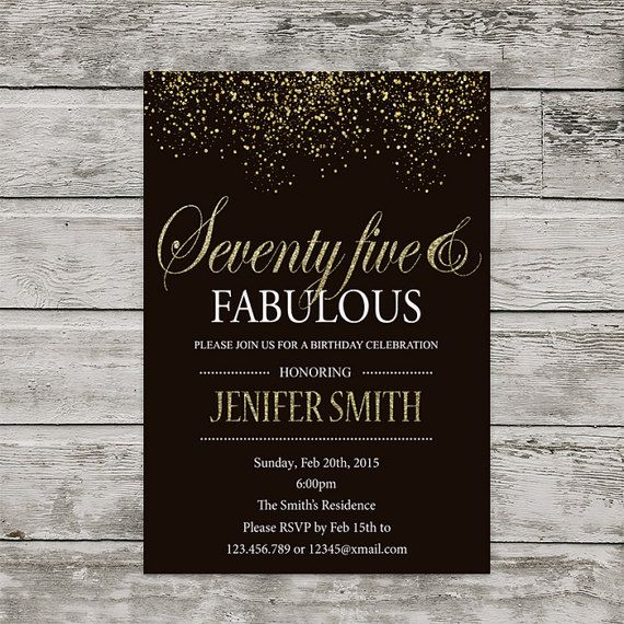 75th birthday invitations printable ; 85effda1b305f36e9b4f2b3b07c15332