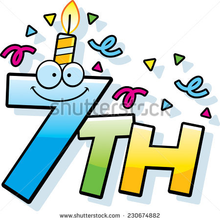 7th birthday clipart ; 7th-birthday-clipart-stock-vector-a-cartoon-illustration-of-the-text-th-with-a-birthday-candle-and-confetti-230674882