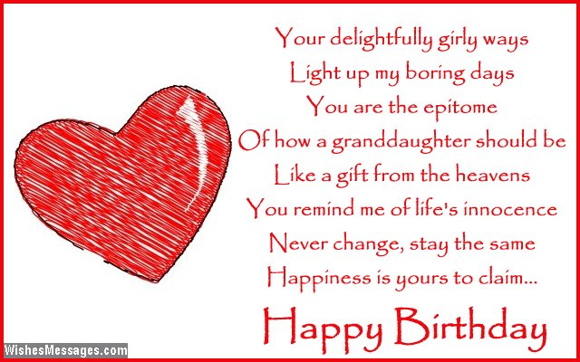 7th birthday poem for daughter ; Cute-birthday-card-poem-for-granddaughter